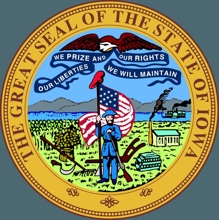 Iowa State Seal