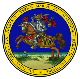 Maryland State Seal Front
