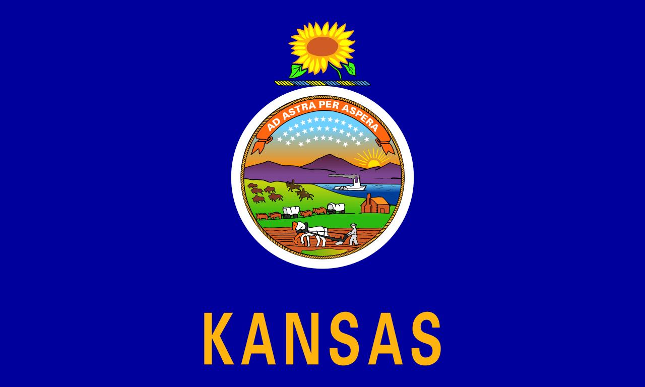 Kansas State Flag kfWcriq8